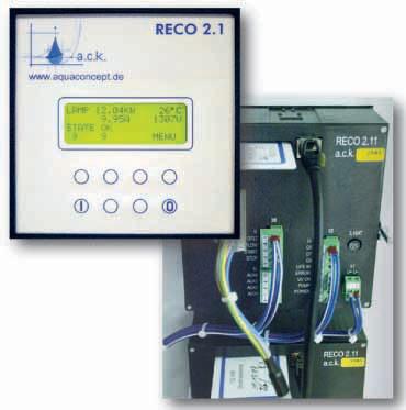 RECO® - display e calcolatore