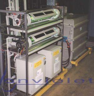 Recyclage des bains de Ni avec procédé AOP