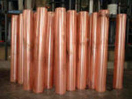 LME grade copper cathode