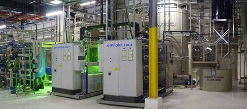 UV-Oxidation plant