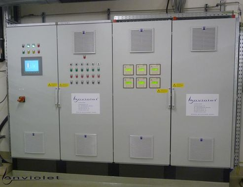 Customizing of electrical cabinets