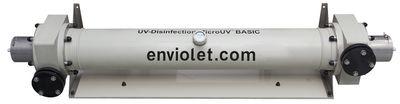 UV-Desinfektionsreaktoren zur Elimination von Mikroorganismen