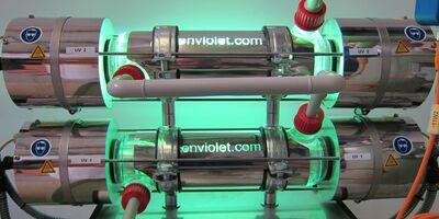 Reattori UV per esperimenti di laboratorio