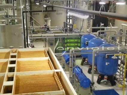 Trattamento delle acque reflue nell'industria dei semiconduttori