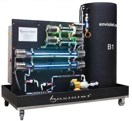 Geïndividualiseerde labo-apparatuur voor research en ontwikkeling van Foto-oxidatie.