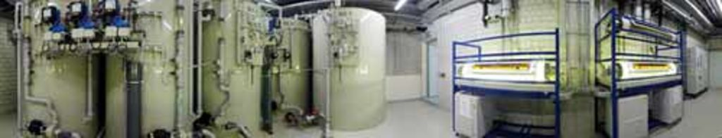 Advanced Oxidation Process for Persistent Organics
