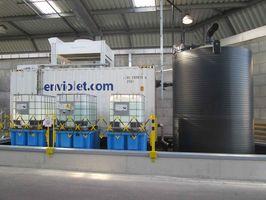 Kontainer UV-AOP-Anlage zur Abwasserbehandlung