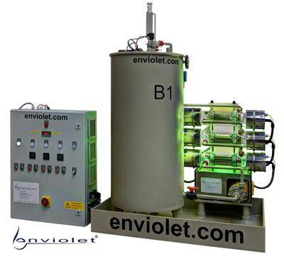 Sistemi UV da laboratorio per ricerca e sviluppo