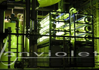 Ossidazione UV per eliminare agenti complessanti