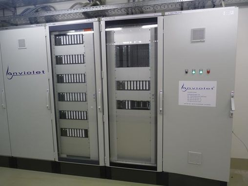 High standards for construction of electrical cabinets
