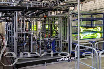 Proceso AOP confiable para el tratamiento de aguas residuales
