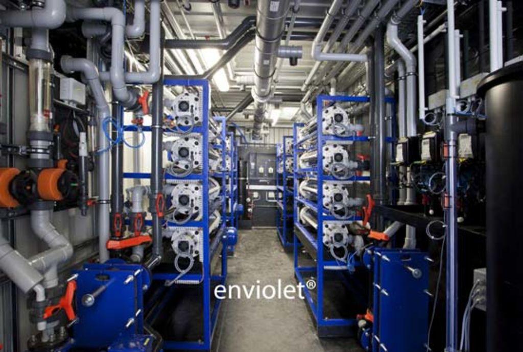 UV-reactors from Enviolet